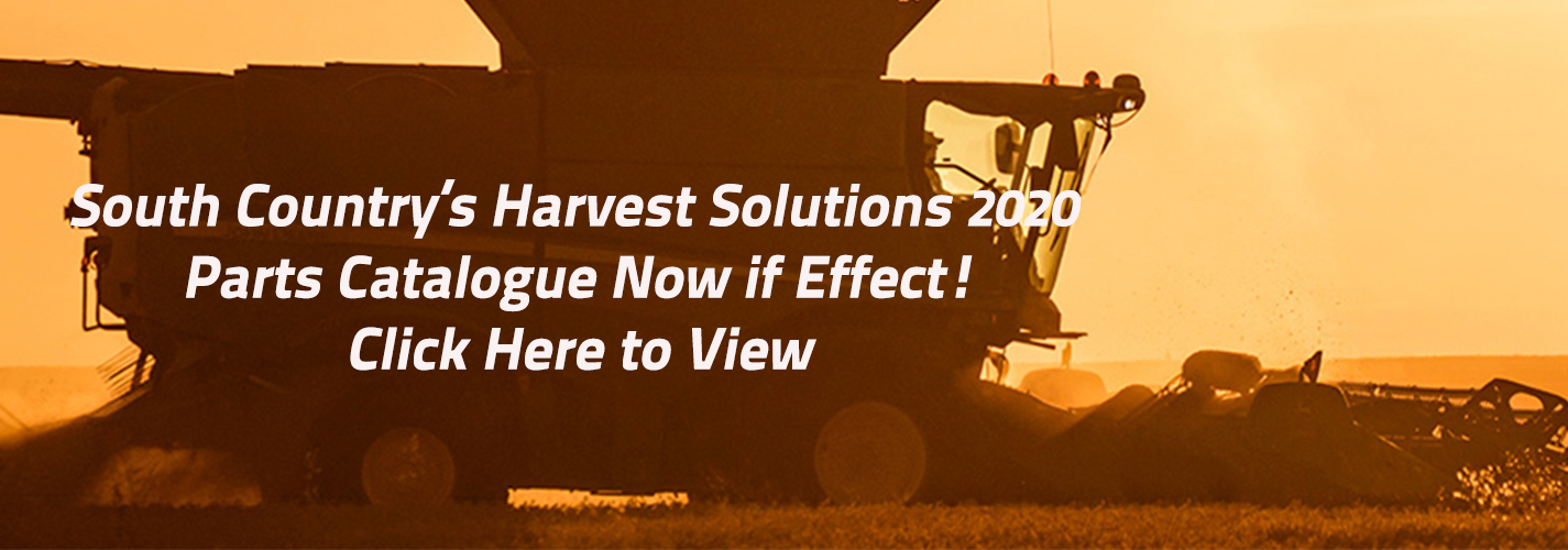 SCE Fall Parts Catalogue - Harvest Solutions 2020
